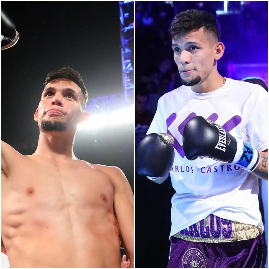 Carlos Castro Boxer