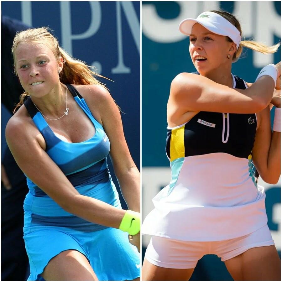 Anett Kontaveit Estonian tennis player