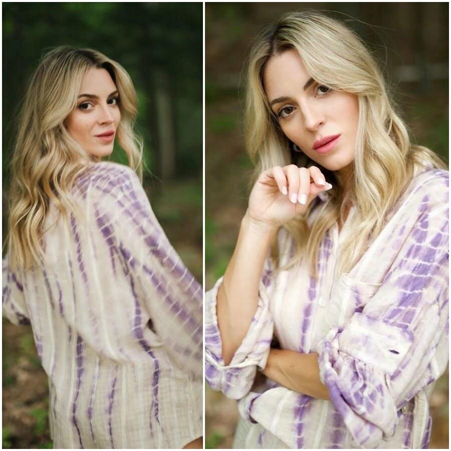 Cristina Invernizzi Spanish model