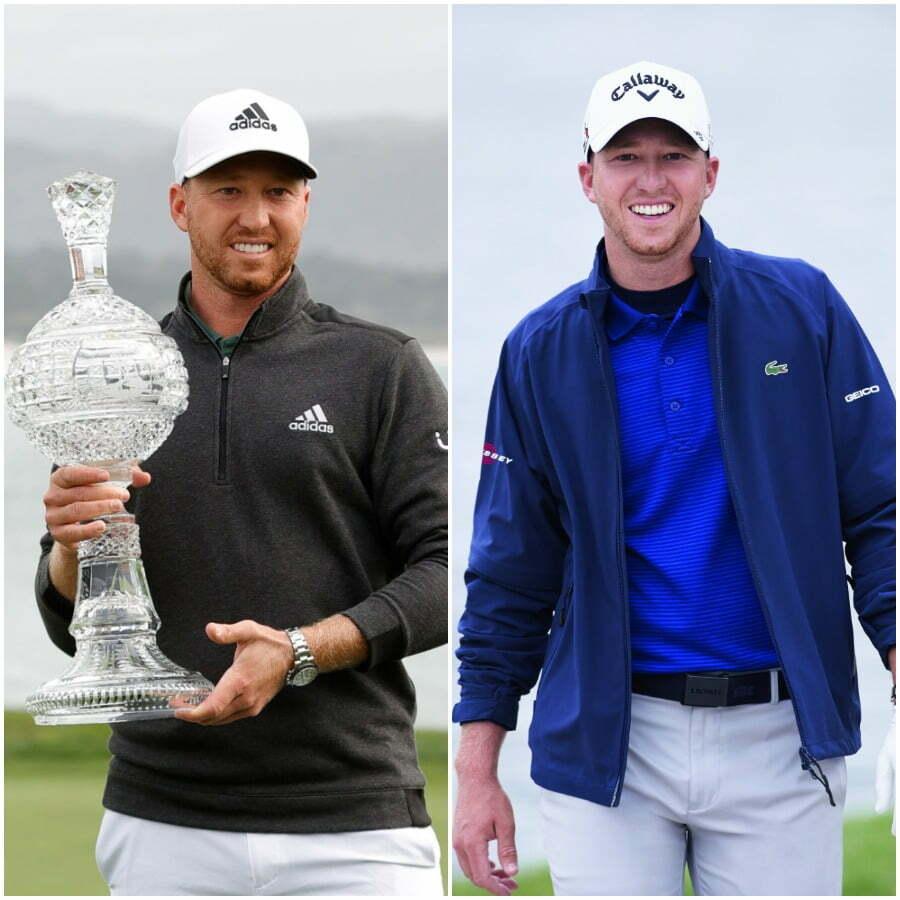 Daniel Berger golf player