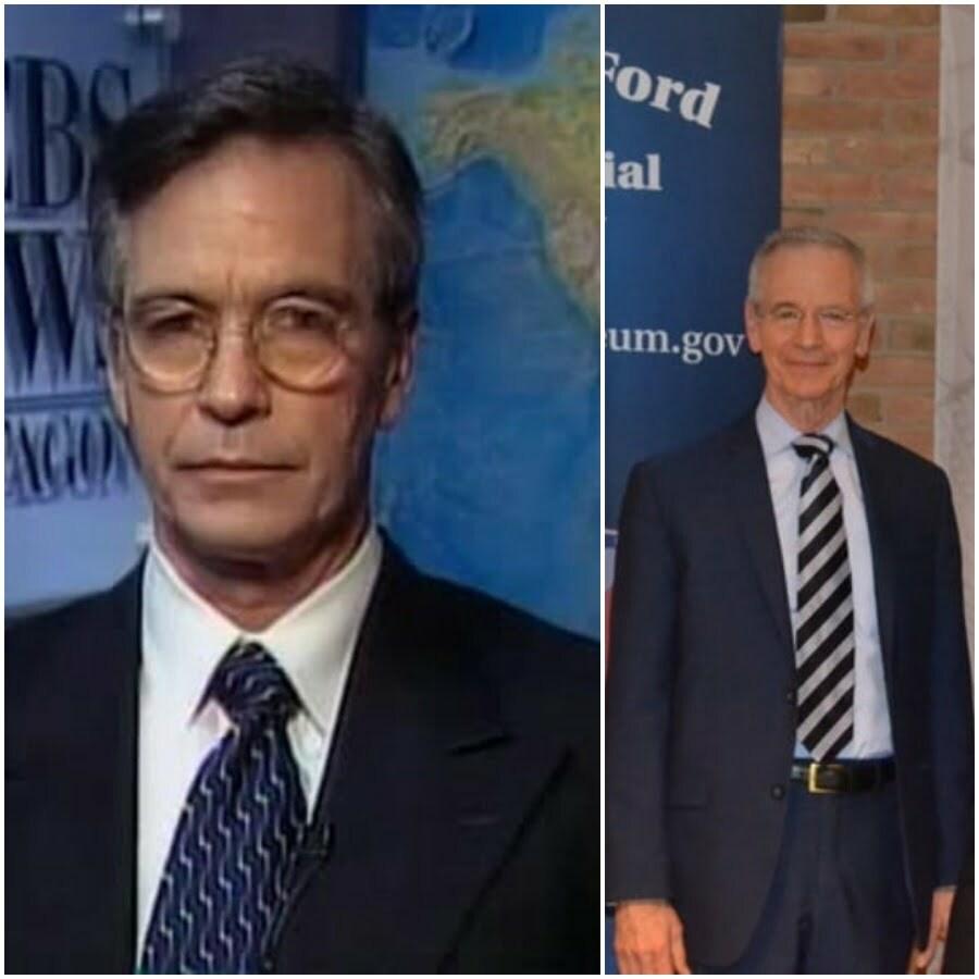 David Martin (Journalist) Net Worth