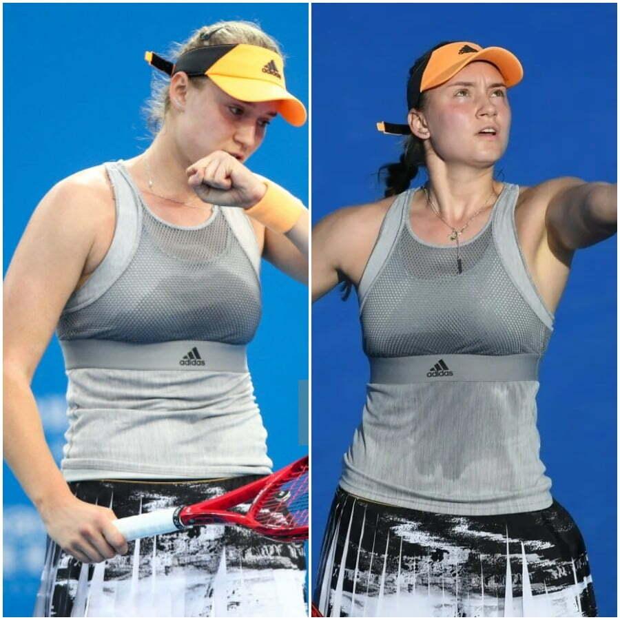 Elena Rybakina tennis playe Biography