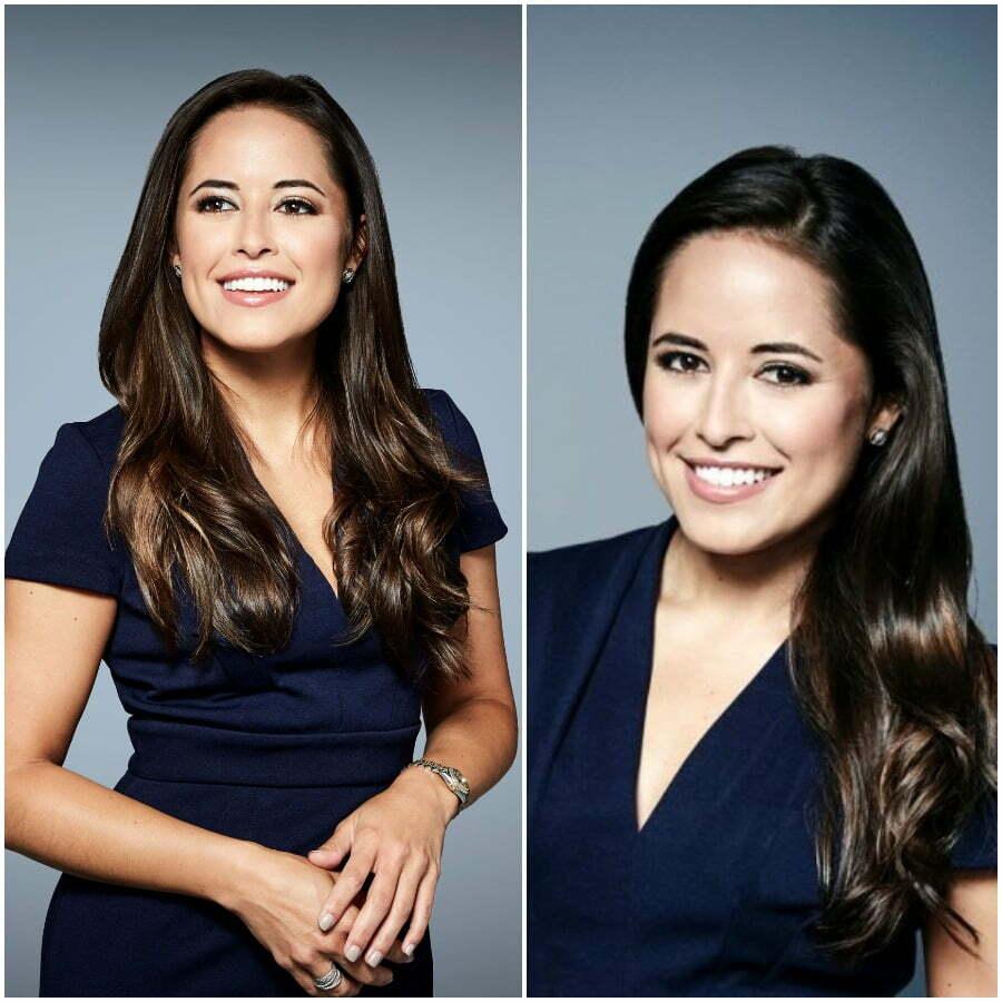 Kaylee Hartung ABC News reporter
