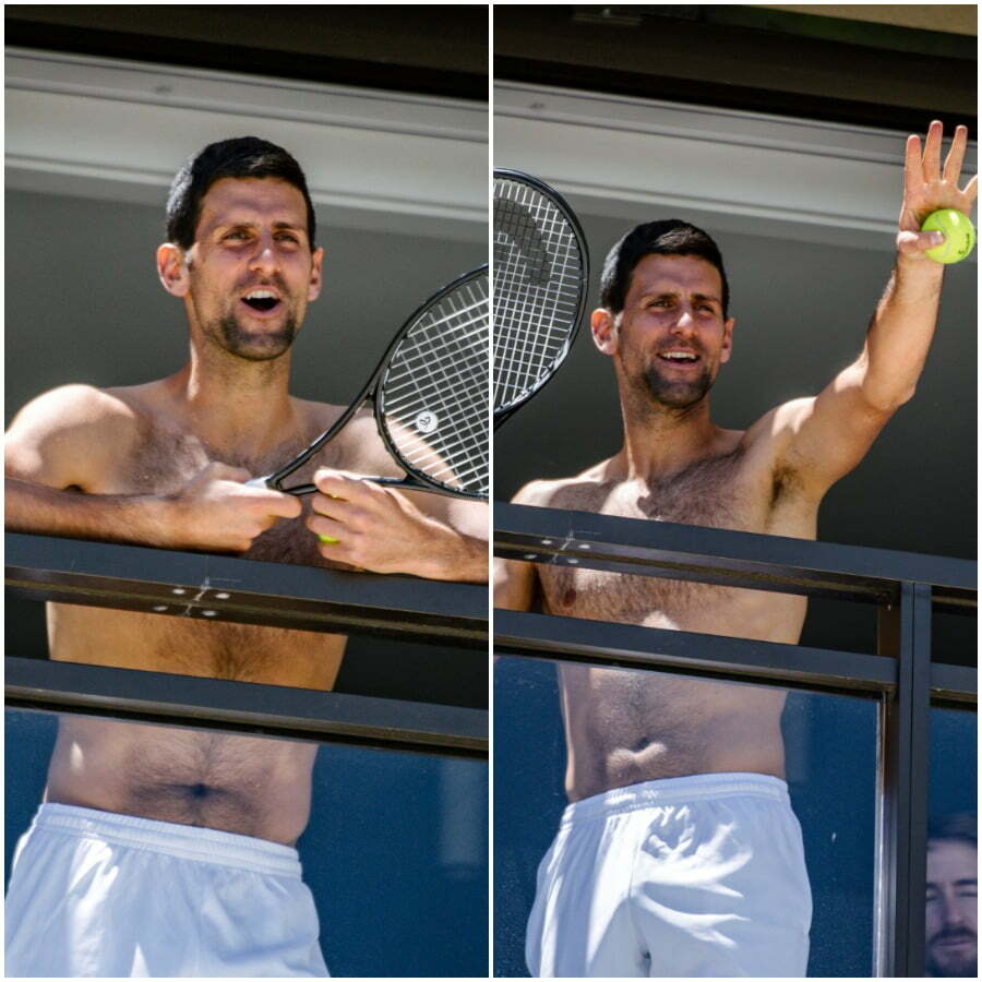 Novak Djokovic Wiki